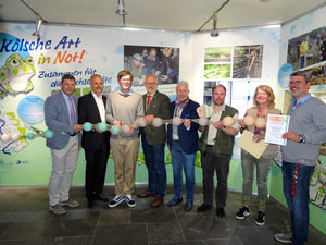 Wechselkrötenprojekt beim WDR